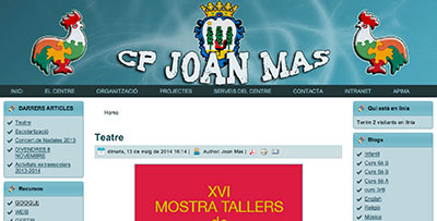 CP Joan Mas Pollença