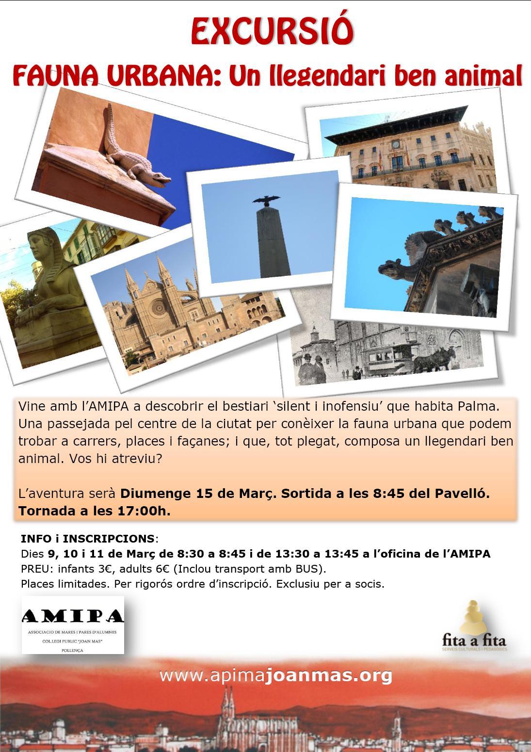 Excursio APIMA Joan Mas